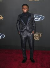Caleel Harris at The 51st NAACP Image Awards