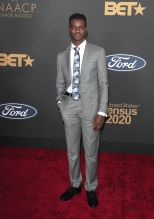 Ethan Herisse at The 51st NAACP Image Awards