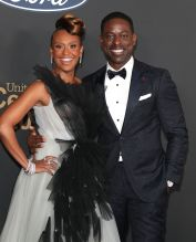 Ryan Michelle Bathe and Sterling K. Brown The 51st NAACP Image Awards