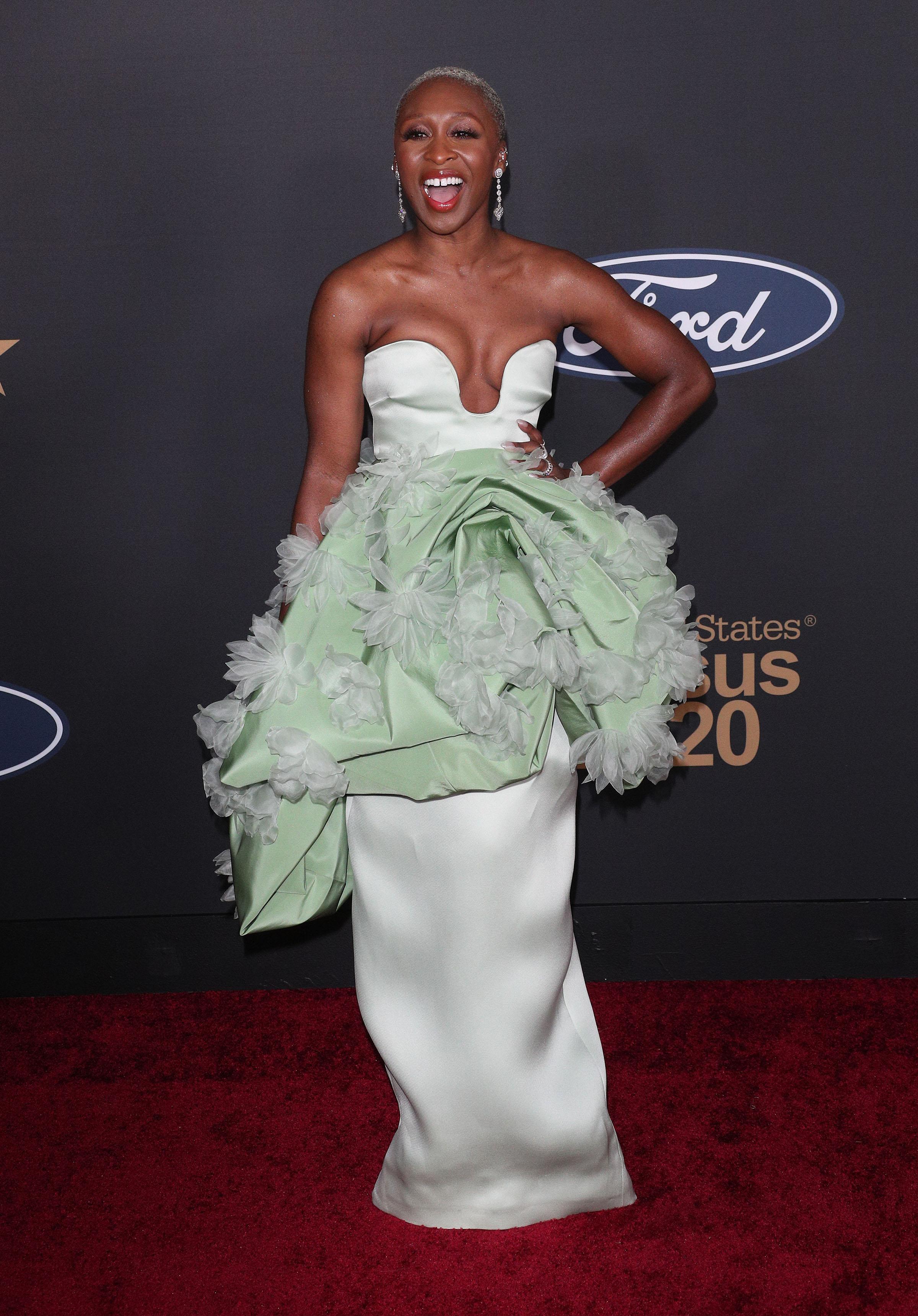 Cynthia Erivo at The 51st NAACP Image Awards
