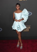 Lyric Ross at The 51st NAACP Image Awards