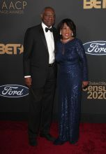 Maxine Waters at The 51st NAACP Image Awards