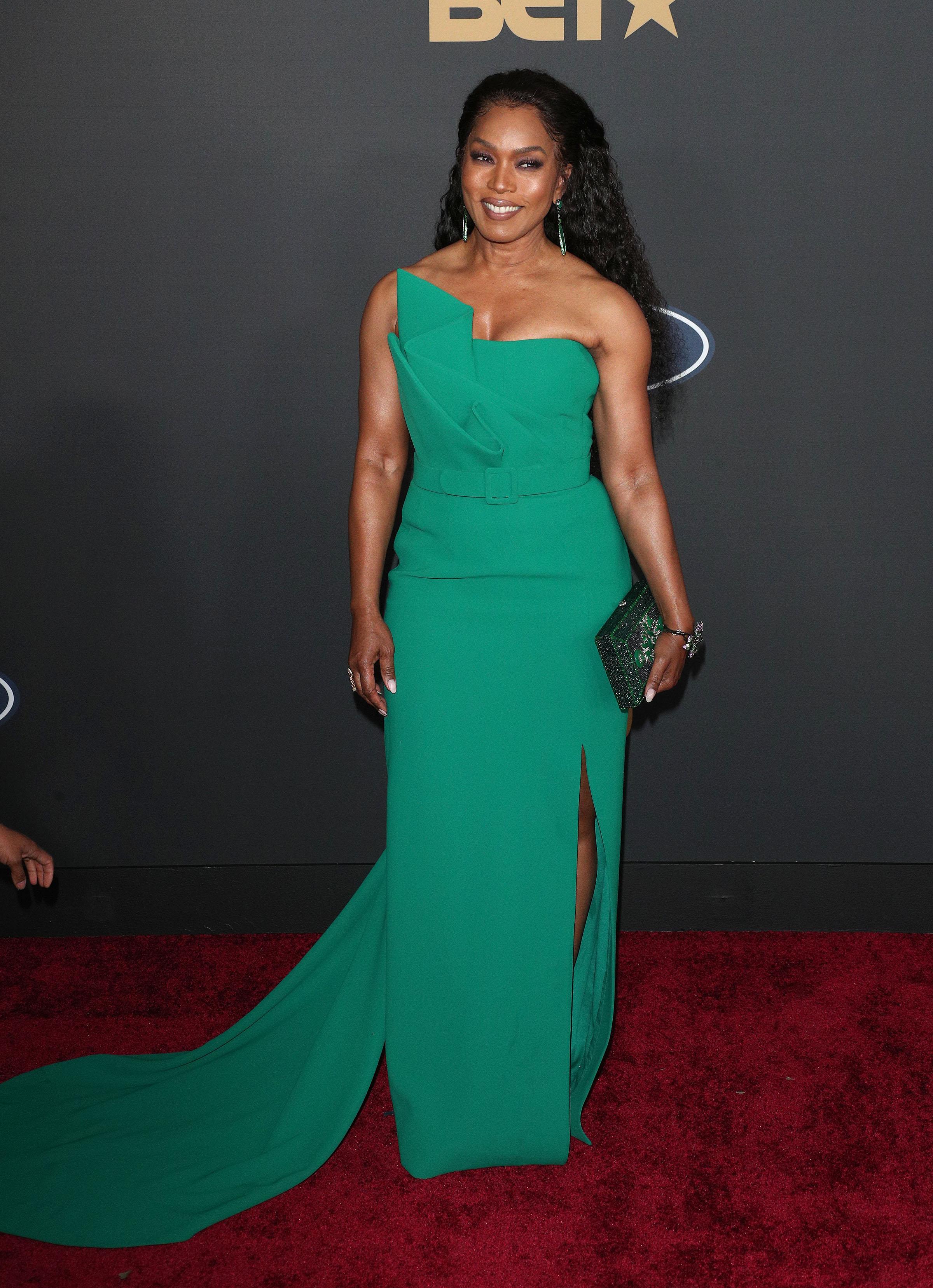 Angela Bassett at The 51st NAACP Image Awards