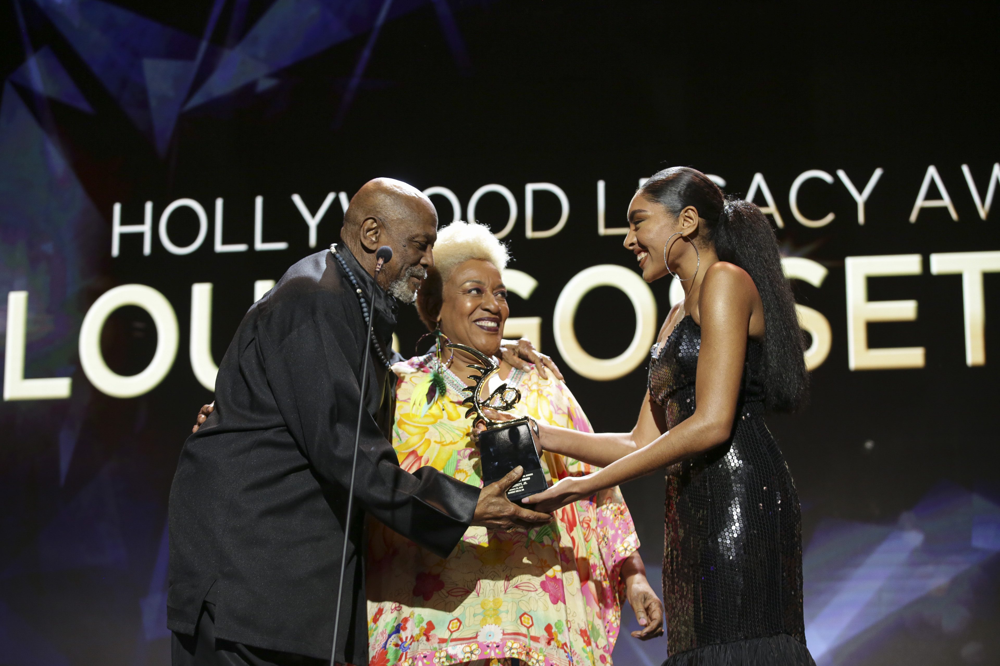 CCH Pounder 4th Annual American Black Film Festival Honors Awards