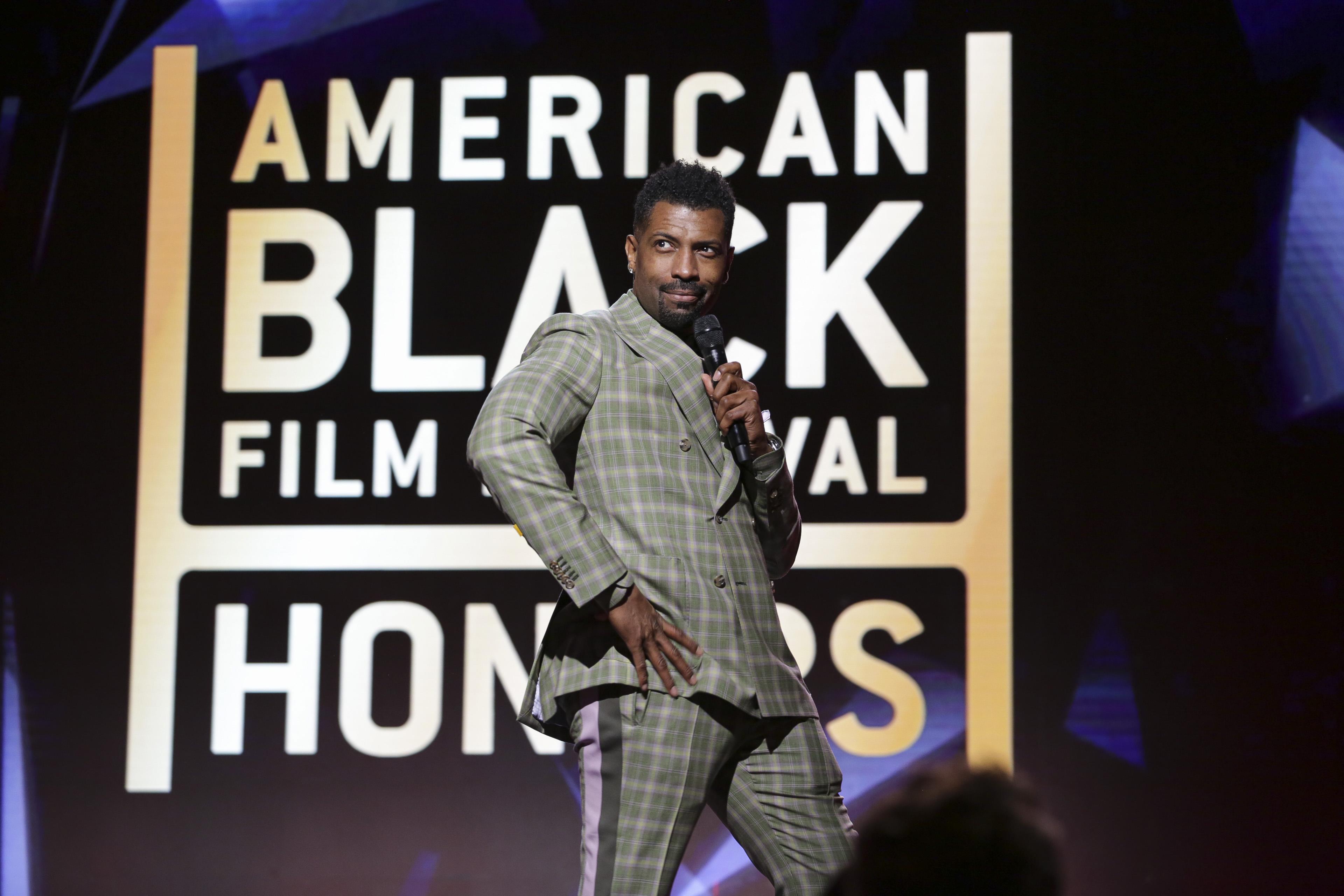 Deon Cole 4th Annual American Black Film Festival Honors Awards