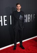 Oliver Jackson-Cohen The Invisible Man Premiere