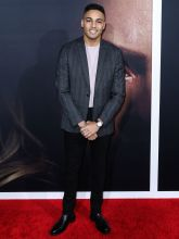 Michael Evans Behling The Invisible Man Premiere