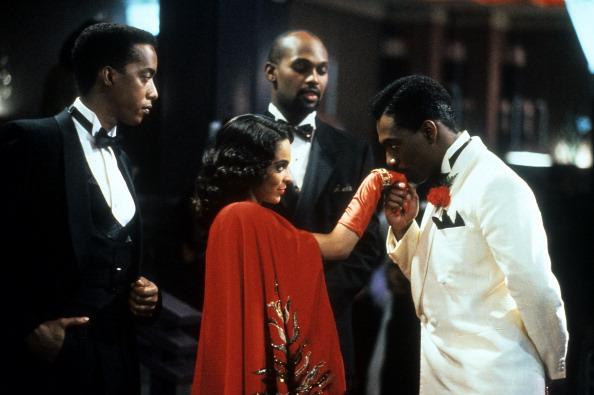 Jasmine Guy And Eddie Murphy In 'Harlem Nights'