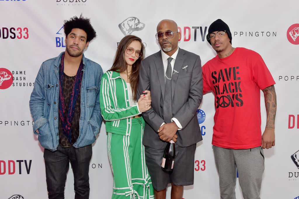 Damon Dash Celebrates the Launch of Dame Dash Studios