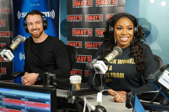 Celebrities Visit SiriusXM - March 6, 2020