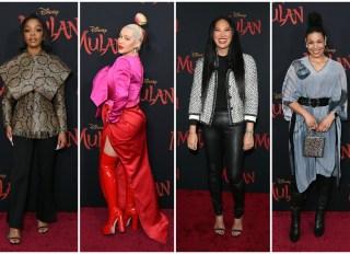 Mulan Premiere In Los Angeles