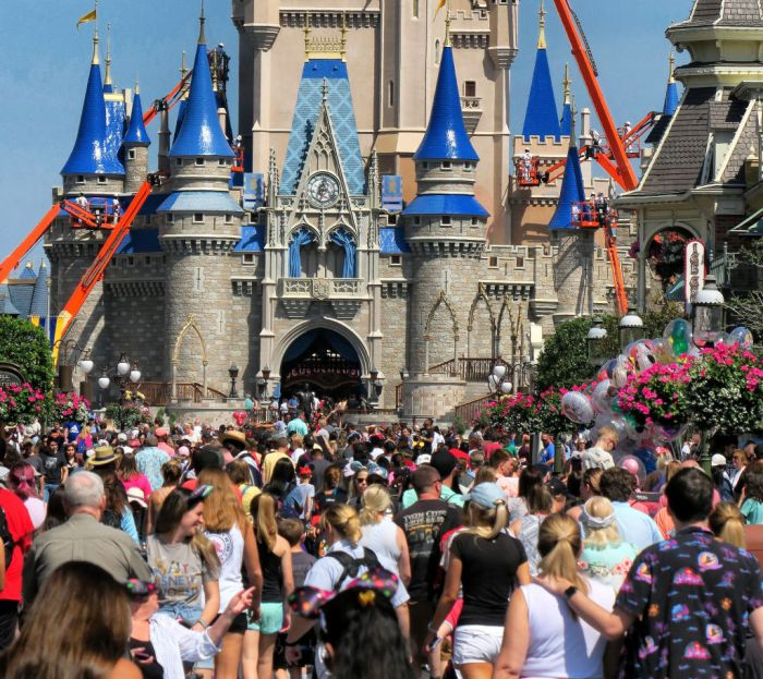 Disney World closes theme parks for rest of March as coronavirus concerns swell