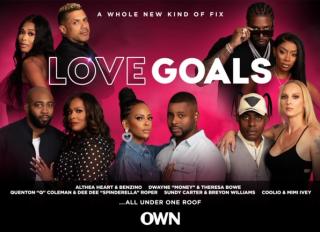 Love Goals poster