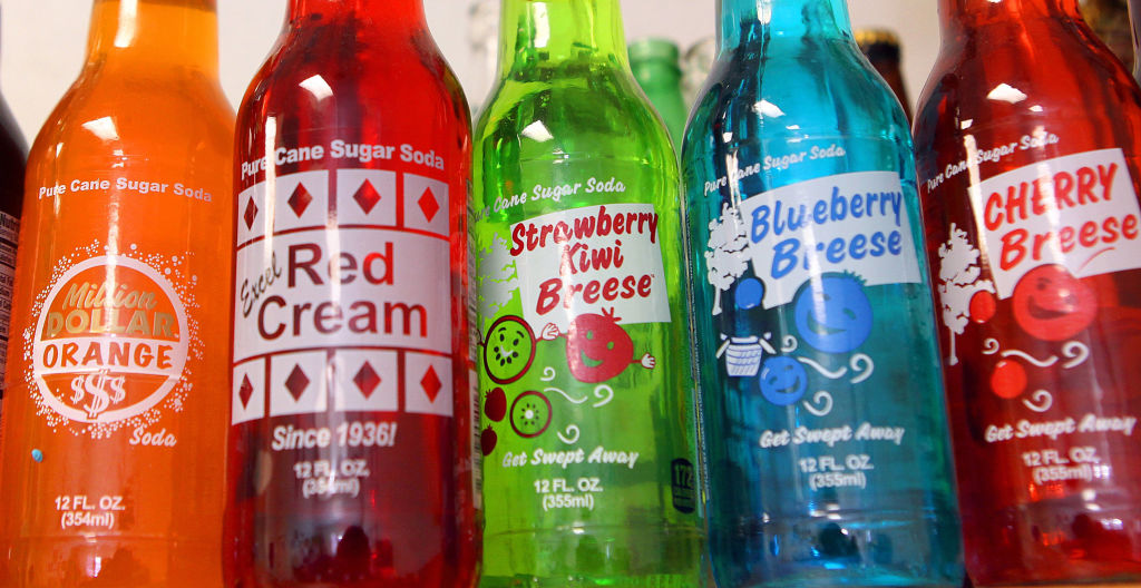 BREESE SODA