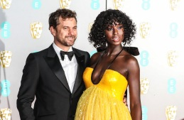 Joshua Jackson and Jodie Turner-Smith