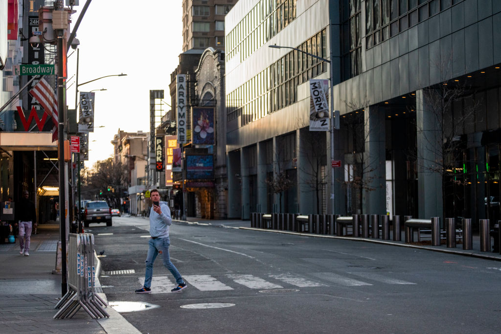 Coronavirus EMergency In New York