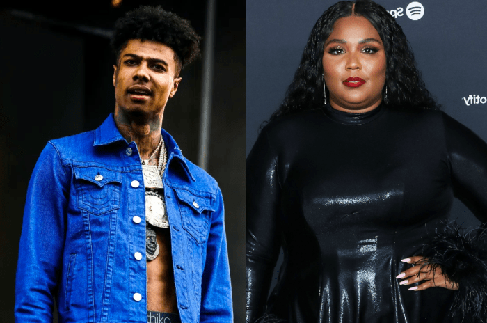 Lizzo Blueface