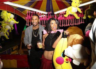 Trey Songz's 30th Birthday Carnival Extravaganza