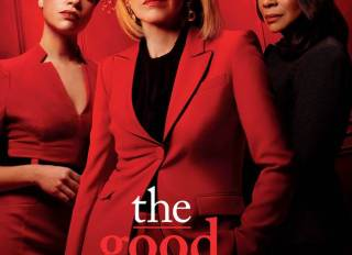 The Good Fight Key Art