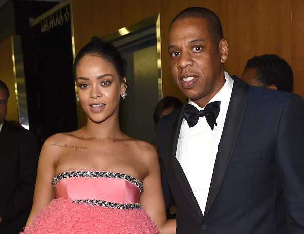 Rihanna/ Jay Z