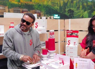 "Jim Jones and Alex Todd drop ""CAPO Blunts as part of Saucey Farms ad Extracts portfolio"