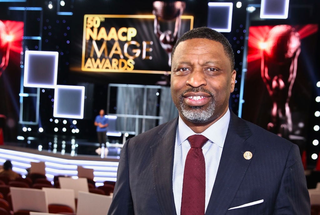 50th NAACP Image Awards Behind The Scenes Press Day