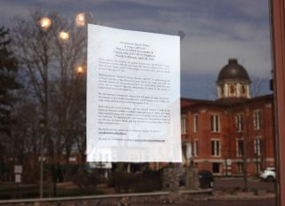 Small Towns Cope With Shutdowns During COVID-19 Pandemic
