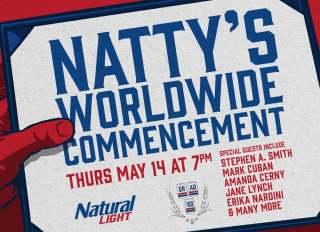 Natty's Worldwide Commencement