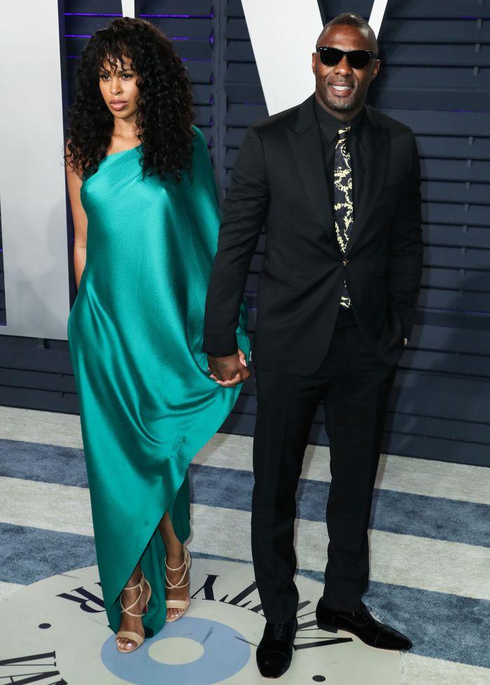 Idris Elba and Sabrina Elba
