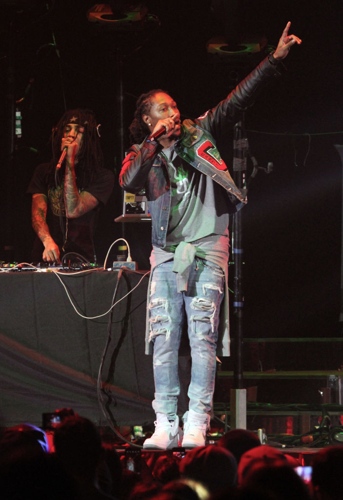 Future Performing In Concert