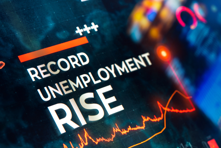 Record Unemployment Rise Detailed Statistics with Charts and Diagrams