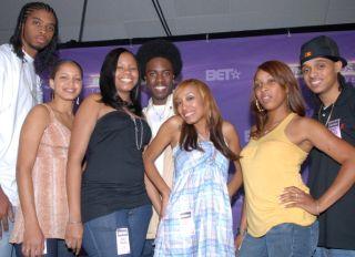 BET Awards 2007 - Media Day