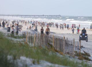 NEWS: APR 17 Coronavirus in Jacksonville Beach