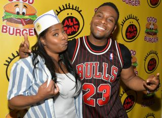 """Press Preview And Grand Opening Party For Nickelodeon's """"Good Burger"""" Pop-Up Diner"""