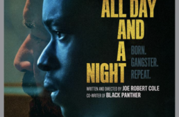 "Production stills from Netflix film ""All Day And A Night"""