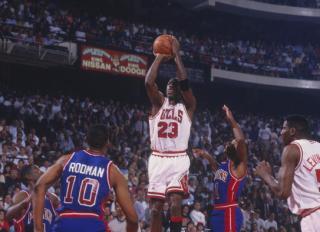 Pistons v Bulls