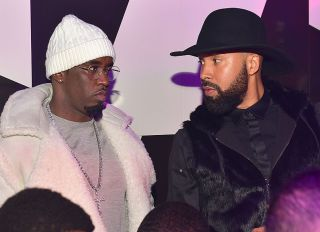 Diddy Host The Gold Room