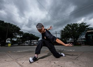 mike song, red bull, international dance day