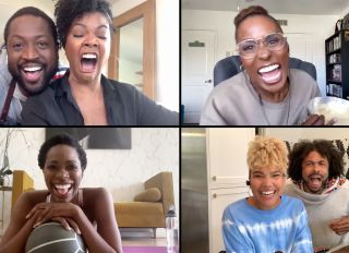 Budweiser commercial featuring Issa Rae, Yvonne Orji and Gabrielle Union