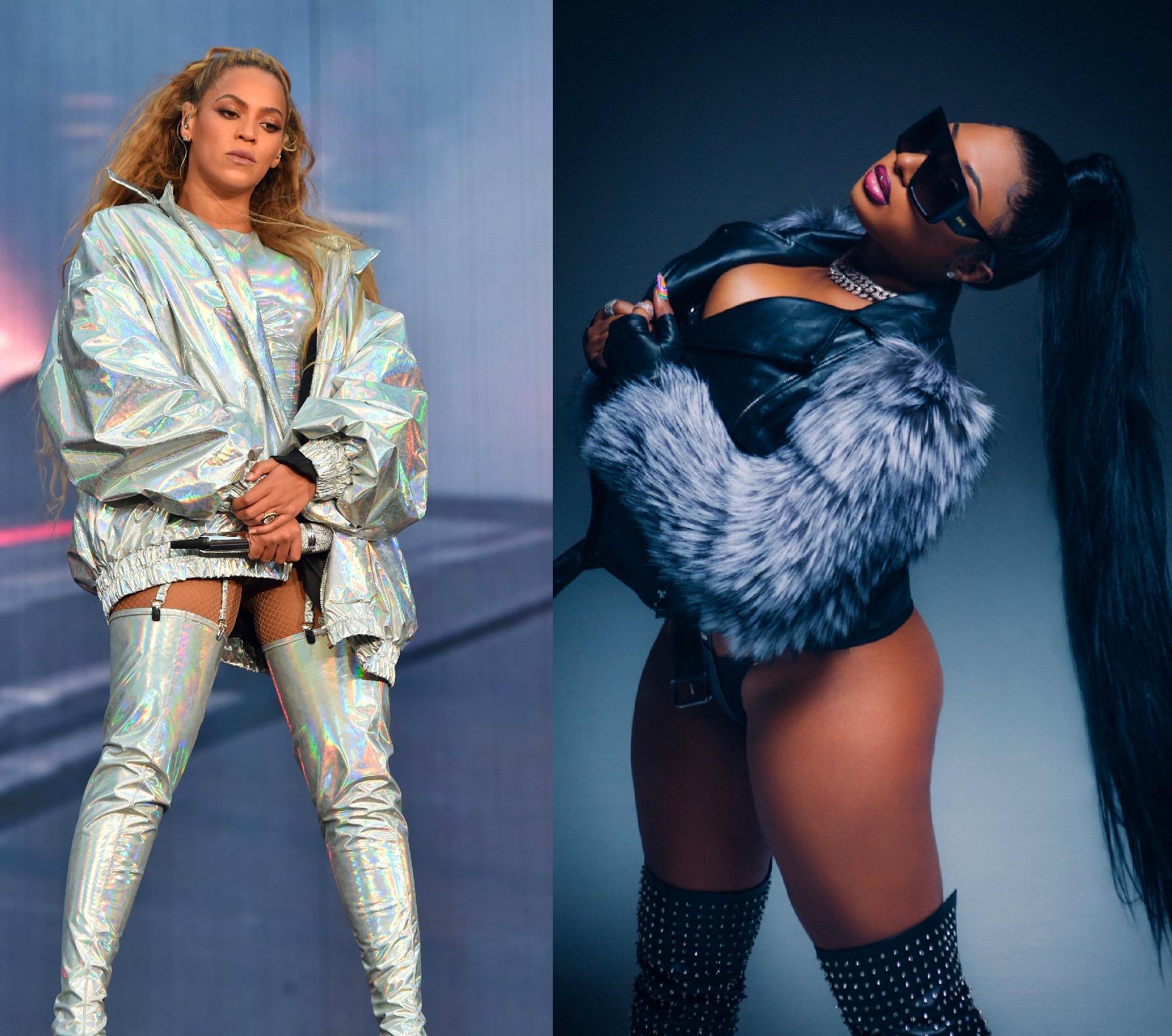 Meg & Beyonce