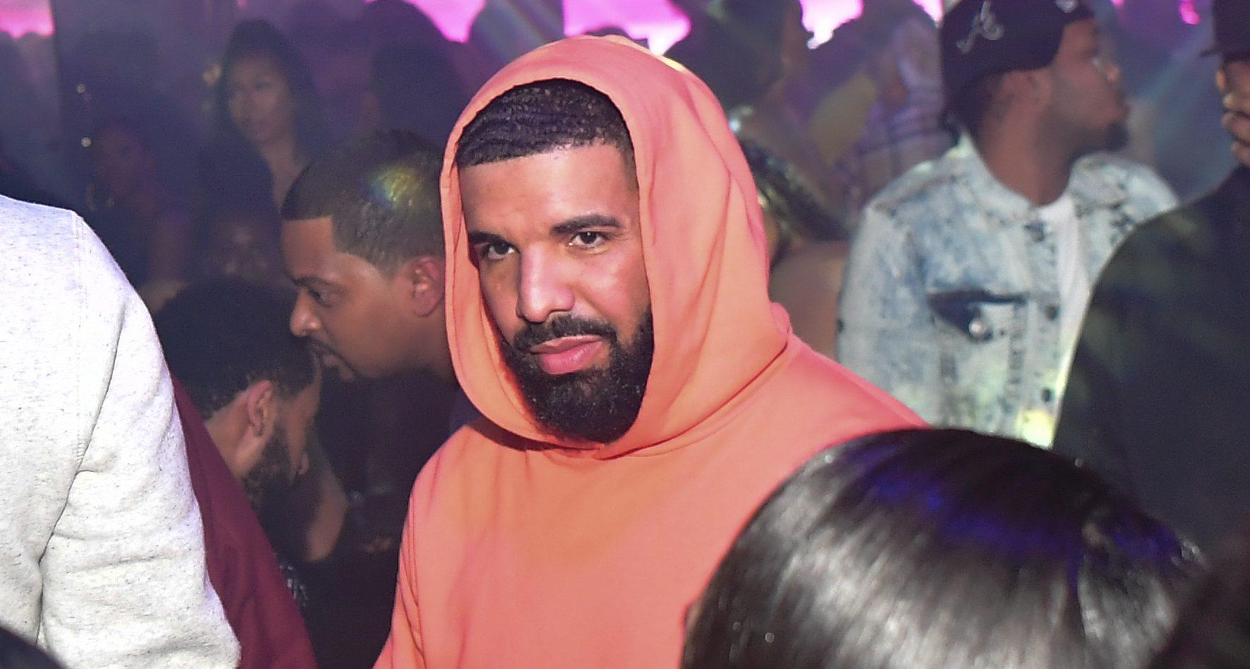Drake In Atlanta