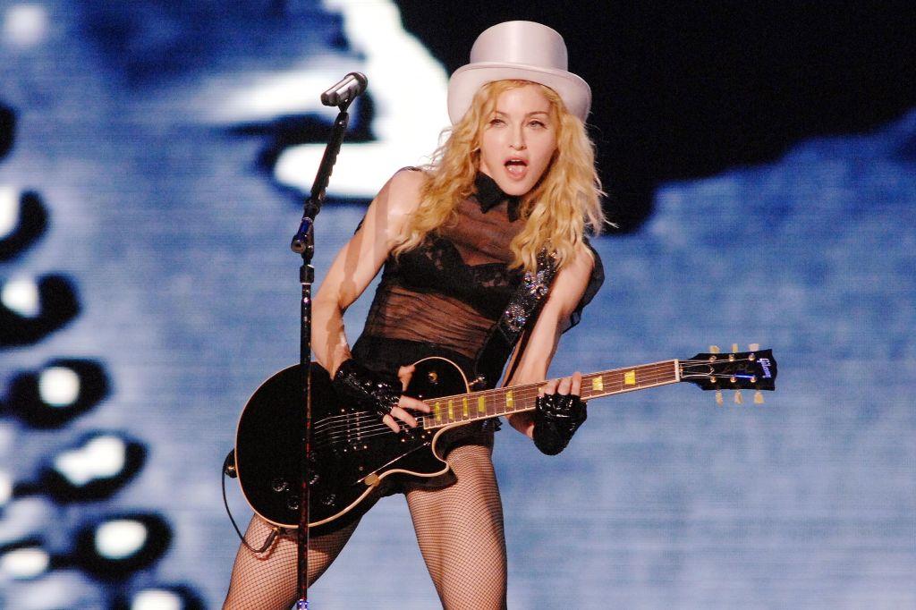 Milano 2009. Madonna in Concert