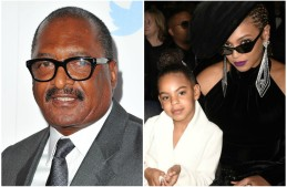 Mathew Knowles Beyoncé Knowles-Carter Blue Ivy Carter
