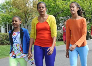 President Obama hosts Annual Easter Egg Roll