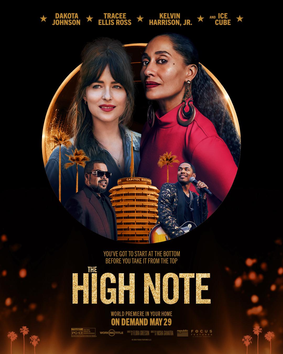 The High Note key art