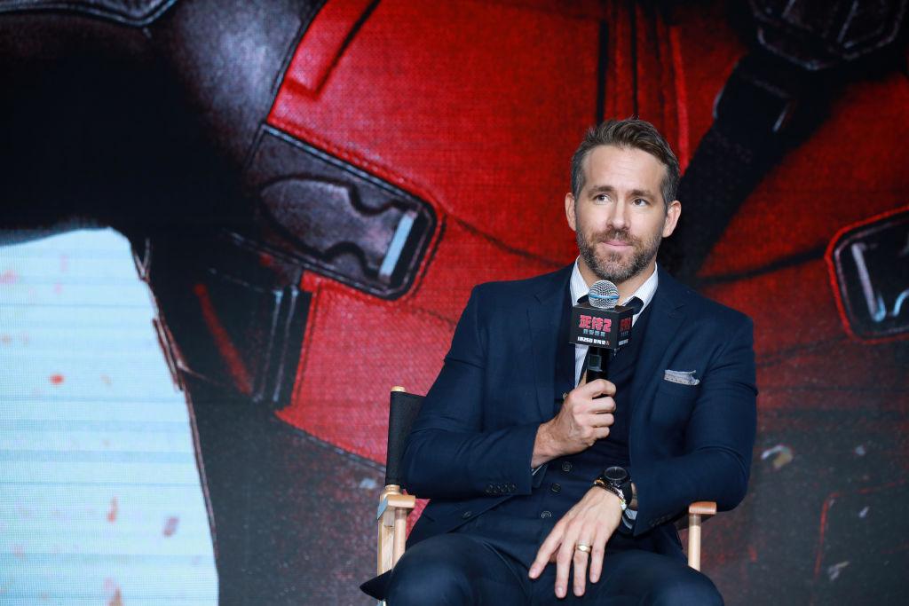 'Deadpool 2' Beijing Premiere