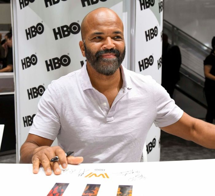 """""""Westworld"""" Comic Con Autograph Signing 2019"""