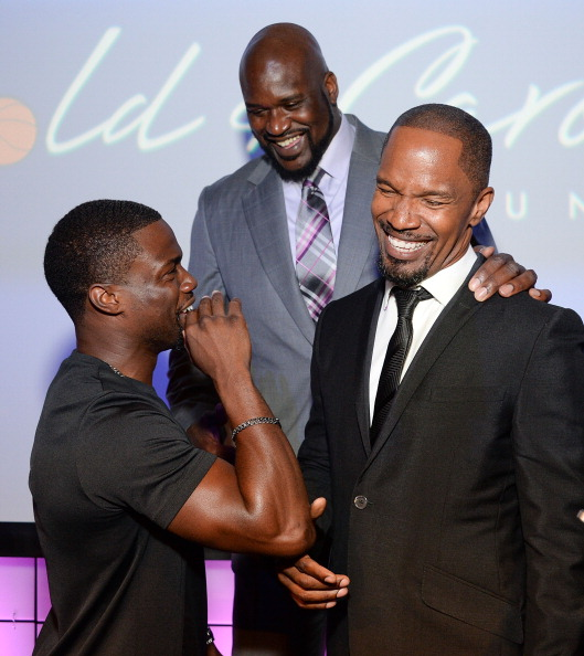 13th Annual Harold And Carole Pump Foundation Gala Honoring Jamie Foxx, Shaquille O'Neal, And Joe Torre.