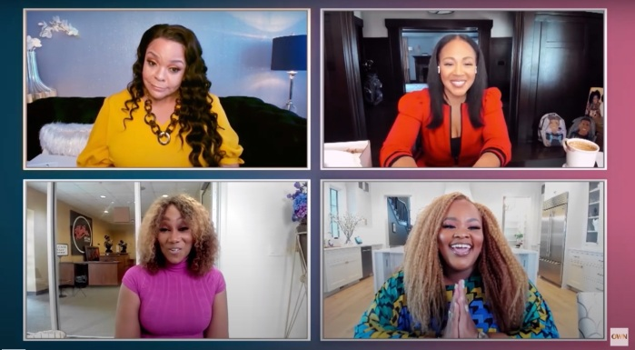Girlfriends Check In with Yolanda Adams, Erica Campbell, Tasha Cobbs Leonard and Tamela Mann