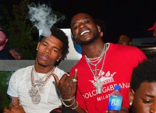 Birthday Bash Celebration Hosted by Lil Baby, Trey Songz And YFN Lucci